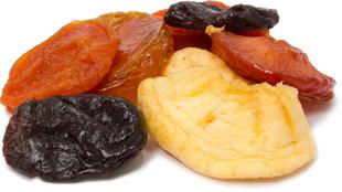 Buy Dried Mixed Fruit 1 lb (454 g) Bag