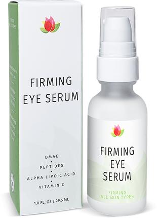 Serum ujędrniające pod oczy z E DMAE, kwasem alfa-liponowym i witaminą C-Ester 1 fl oz (29.5 mL) Butelka z pompką