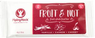 Barre aux fruits et noix 1.55 oz (45 g) Pain(s)
