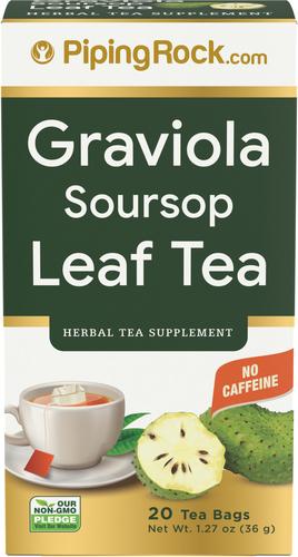 Graviola (flaszowiec miękkociernisty) Herbata 20 Torebki
