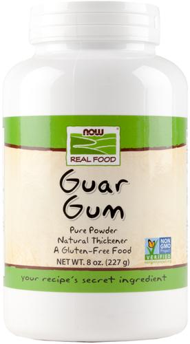 Guar Gum ผง 8 oz (227 g) ขวด