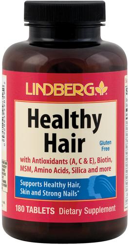 Zdrowe włosy 180 Tabletki