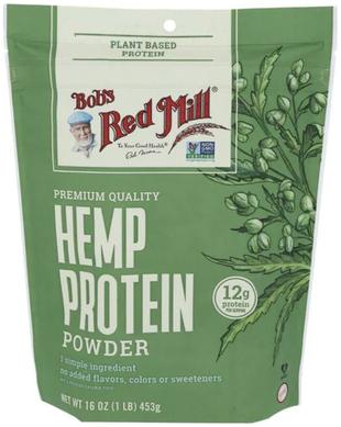 Πρωτεΐνη κάνναβης σε σκόνη 16 oz Σακκούλα