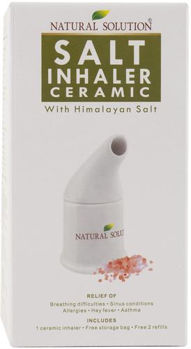Inalador de ar de sal dos Himalaias Plus Recarga de sal 1 Unidade