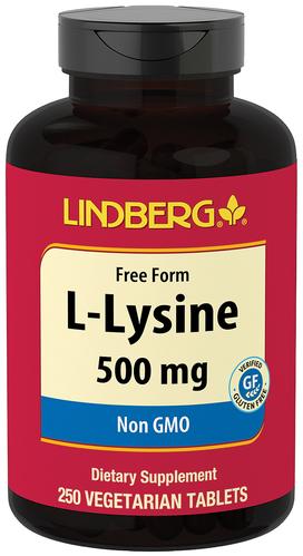 L-lizyna 250 Tabletki wegetariańskie