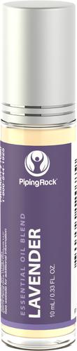 Mélange roll-on aux huiles essentielles de lavande 10 mL (0.33 fl oz) Flacon à bille