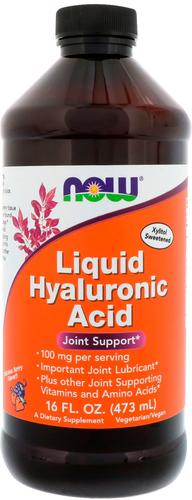 Vloeibaar hyaluronzuur 16 fl oz (473 mL) Fles