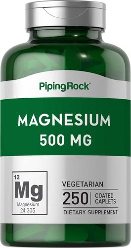 Oxyde de magnésium 250 Petits comprimés enrobés
