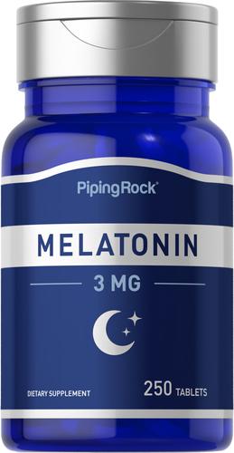 Melatonine  250 Tabletten