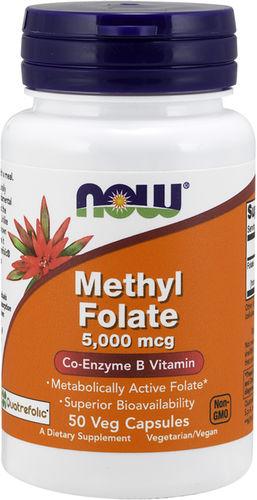 Methyl Folate 5000 mcg
