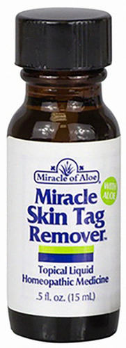 Гомеопатическое средство для удаления мягких бородавок 0.5 fl oz (15 mL) Флакон
