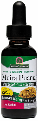 Muira Puama Root Liquid Extract 1 fl oz
