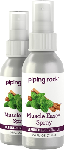 Muscle Ease Spray 2 x 2.4 fl oz (71 mL) Spray Bottle