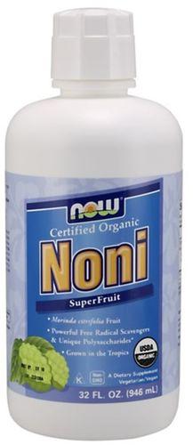 Liquide à base du jus du superfruit, le noni (Biologique) 32 fl oz. (946 mL) Bouteille