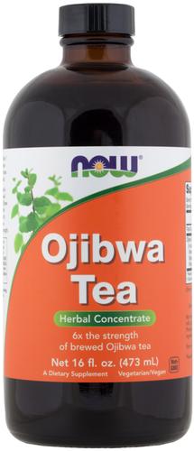 Ojibwa Tea Herbal Concentrate (Esiak) 16 fl oz. (473 mL)