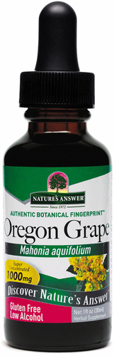 Oregon Grape Root Liquid Extract 1 fl oz