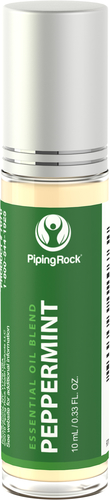 Mezcla de aceites esenciales de menta, roll-on 10 mL (0.33 fl oz) Roll-On