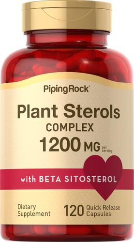 Buy Plant Sterols w/ Beta Sitosterol (per serving) 1200 mg