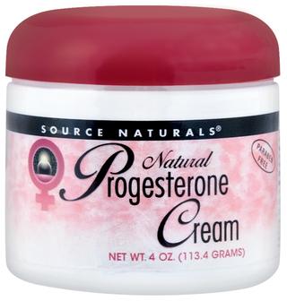 Progesterone Cream, 4 oz