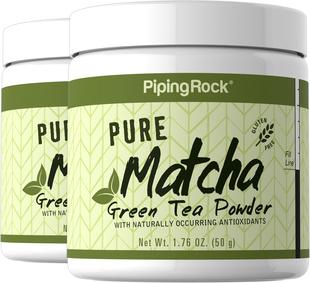 Čisti čaj Matcha 1.76 oz (50 g) Staklenka