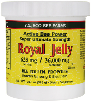 Mleczko pszczele w miodzie 20.3 oz Galaretka