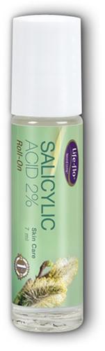 Applicateur à bille d'acide salicylique 2% 7 ml Flacon à bille