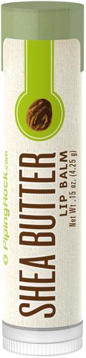 Bálsamo para os lábios de manteiga de karité 0.15 oz (4g) Tubo