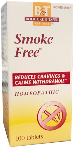 Smoke Free Naturally 100 Tablete