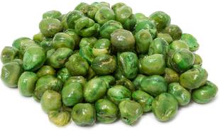 Snackin' Green Peas 2 Bags x 1 lb (454 g)
