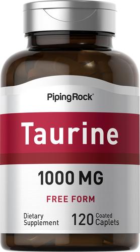 Taurine 1000mg 120 Coated Caplets