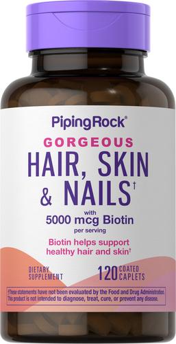 Ultra Hair, Skin & Nails 120 Capsules