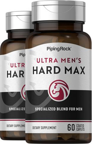 Ultra HARD MAX dla mężczyzn 60 Powlekane kapsułki