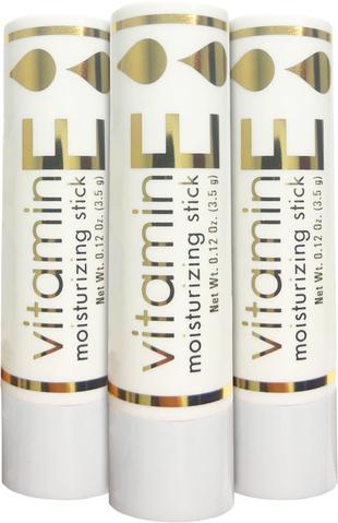 Stick idratante alla vitamina E 0.1 oz (3.5 g) Tubetti