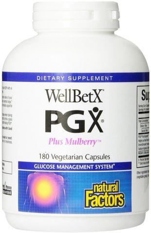 WellBetX PGX Plus gelso 180 Capsule vegetariane