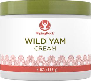 Crème à l'Igname Sauvage 4 oz (113 g) Bocal