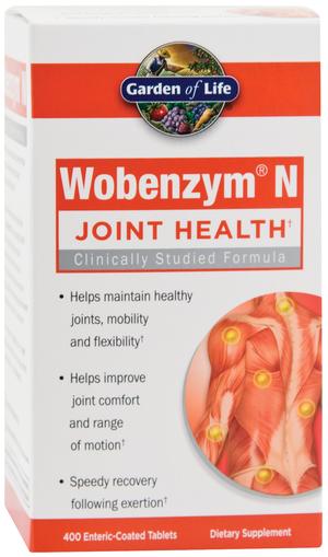 Wobenzym N 400 Tabletki w powłoce kwasoodpornej