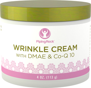 Buy Wrinkle Cream with DMAE & Co-Q-10 4 oz (113 g) Jar