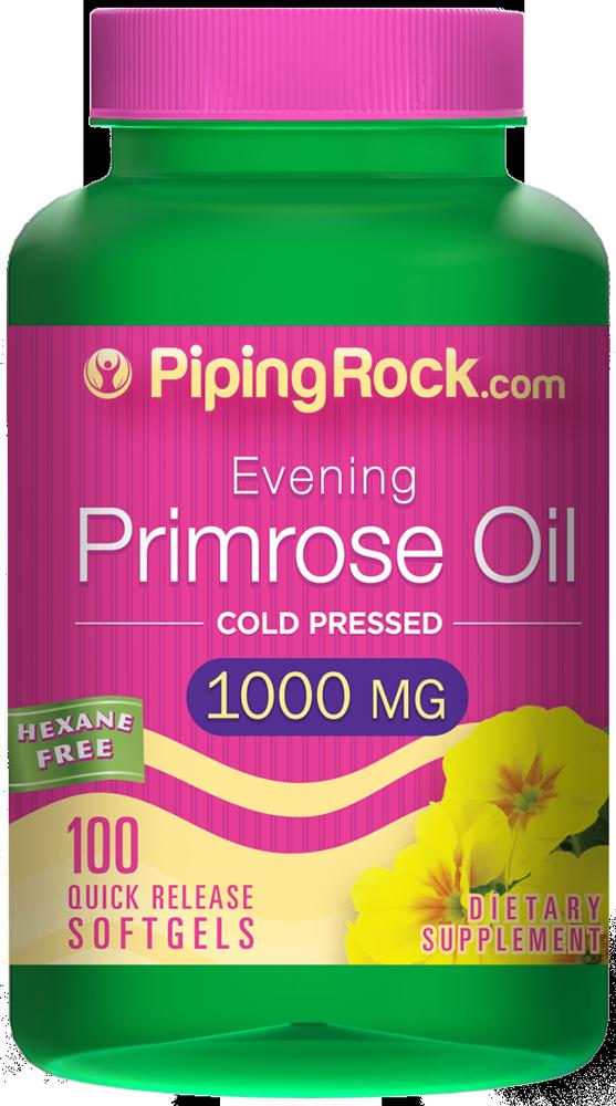 2000 mg of evening primrose oil