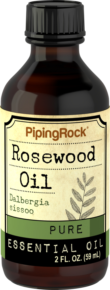 Rosewood Essential Oil (GC/MS Tested), 2 fl oz (59 mL ...