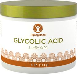 10% Glycolic Acid Cream 4 oz (113 g) Jar