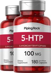 5-HTP  180 Gélules à libération rapide