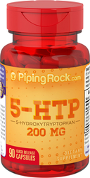 5-HTP  90 Cápsulas de Rápida Absorção