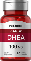 7-Keto DHEA  30 Kapseln mit schneller Freisetzung