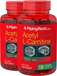 Acetyl L-Carnitin  100 Vegetarische Kapseln