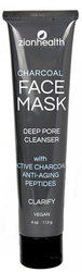Charcoal Face Mask (Deep Pore Cleanser), 4 oz