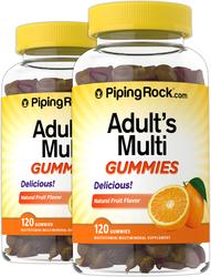 Μασώμενες πολυβιταμίνες για ενήλικες 120 Ζελεδάκια