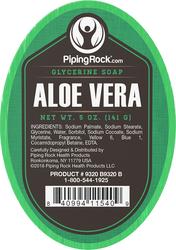 Aloe Vera Glycerine Soap 5oz