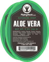 Aloe-Vera-Glyzerin-Seife 5 oz (141 g) Riegel