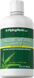 Aloe Vera Juice 32 fl oz (946 mL) Bottle