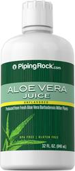 Sumo de Aloe Vera 32 fl oz (946 mL) Frasco